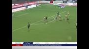 """""""Айнтрахт"""" (Брауншвайг) - """"Борусия"""" (Дортмунд) 1-2"""