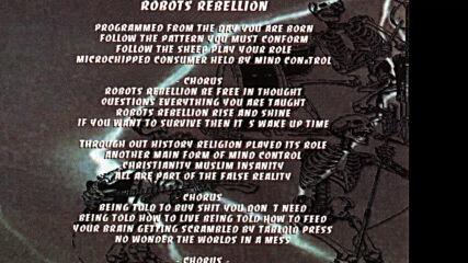 Skullhead - Robots Rebellion