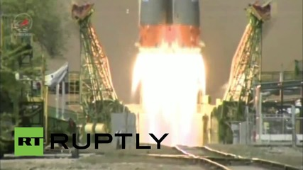 Kazakhstan: Soyuz rocket launches 59th Progress cargo ship to ISS