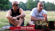 Inglourious Kunts, Еп. XXXVI – Поредицата за Джейсън Борн