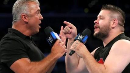Todos contra Shane en SmackDown: WWE Ahora, Julio 16, 2019