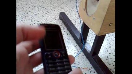 Sony Ericsson k510 с 3,5мм джак и външни говорители