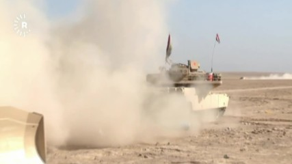 Iraq: Iraqi forces battle IS near Al-Abbasi as offensive enters second day