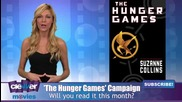 The Hunger Games Launches National Literacy Month Campaign