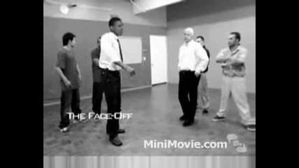 Obama vs Mccain - Dance Off