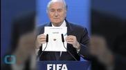 Beleaguered Blatter Hangs On Amid FIFA Crisis