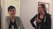 Cathleen and Kait's Cinnamon Challenge
