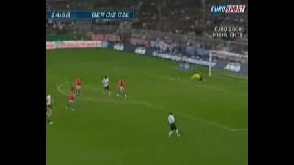 Чехия Германия Като Гост - 0:3