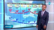 Прогноза за времето (30.10.2020 - обедна емисия)