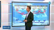 Прогноза за времето (23.07.2018 - обедна емисия)