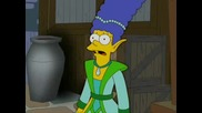 World Of Warcraft In The Simpsons