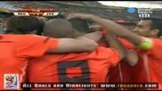 28.06.2010 Холандия - Словакия 1:0 Гол на Ариен Робен - Мондиал 2010 Юар