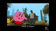 Gta San Andreas Kirby Doraemon Pikachu & Sexy Girl Intro