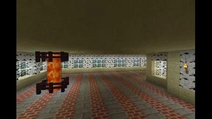 Minecraft : Идеи за къщи част 5