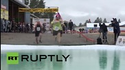 Finland: This is the Wife-Carrying World Championship 2015