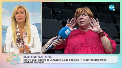 Възкресия Вихърова: