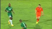 Попадението на Атанас Зехиров за 2:1 за Берое срещу Литекс