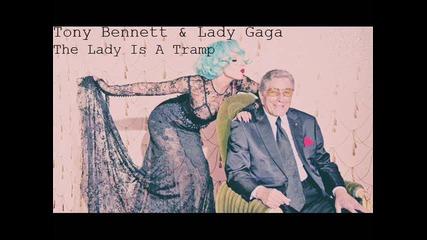 Tony Bennett & Lady Gaga – The Lady Is A Tramp