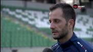 Борислав Стойчев: С малко късмет ще вземем точка в Разград