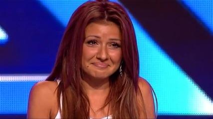 Ренета Ганева - X Factor (23.09.2014)