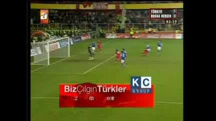 Турция - Босна 1 - 0