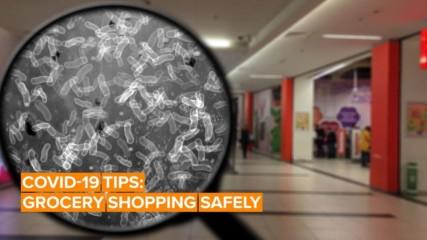 Как да останете в безопасност, когато пазарувате по време на пандемия