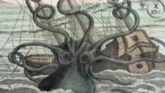 3 митични, морски чудовища, които може би наистина съществуват!