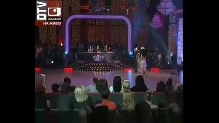 Dancing Stars Galena And Azis