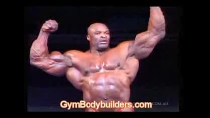 Гymbodybuilders.com Мр. Олъмпиа Рони колман