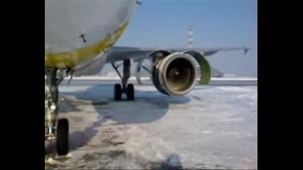 Airbus A320 - Cfm56 - 5a3 Engine Start