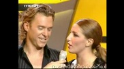 Helena Paparizou @ So You Think You Can Dance 2008 - Tango