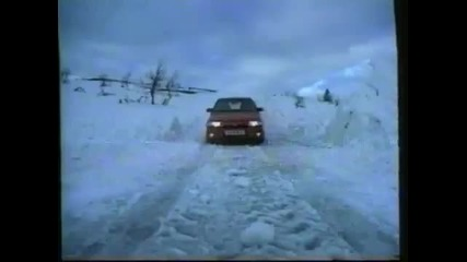 Opel Astra F Commercial . Video