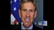 CNN оповести части от дневник на убития в Либия посланик, той пише, че се страхува за живота си