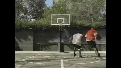 Keвин Гарнет Играе Баскет