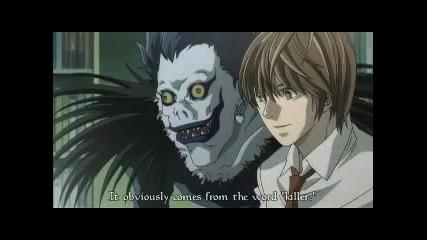 Death Note - Slipknot - Dead Memories