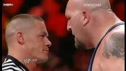 Raw vs Big Show Wwe Raw