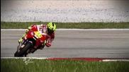 Приветствайте Rossi в Ducati Season 2011