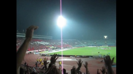 Cska Sofia 1 - 1 Fulham 17/09/2009