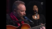 Sting - Soul Cake (live Letterman 2009)