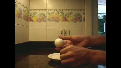 Много Як Трик С Сварено Яйце Ти Можеж Ли ?