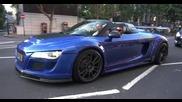 Audi Stasis Engineering R8 V10 Spyder