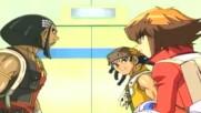 Yu - Gi - Oh ! Gx Епизод 122 Ноща на живите дуелисти Bg Audio