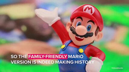 """""""Mario Kart 8"""" е най-добре продаваната рейсинг игра"""