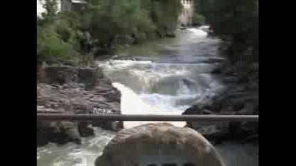 Водопада В Село Скандало