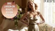 Brie Larson never felt pretty enough to be a star