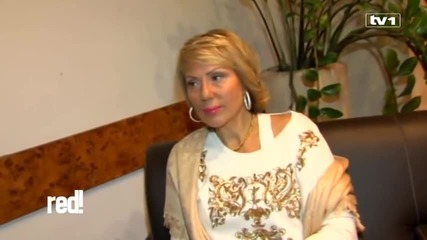 Lepa Brena - red!weekly - 09.03.2013 TV1