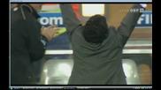 Heinze си пръсна главата в камерата :d