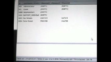 Windows Xp Passwords In 10 Minutes