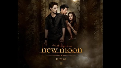 New Moon официален саундтрак