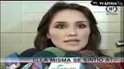 Dulce Maria defiende y pide respeto para el trabajo de Anahi (vtnd)